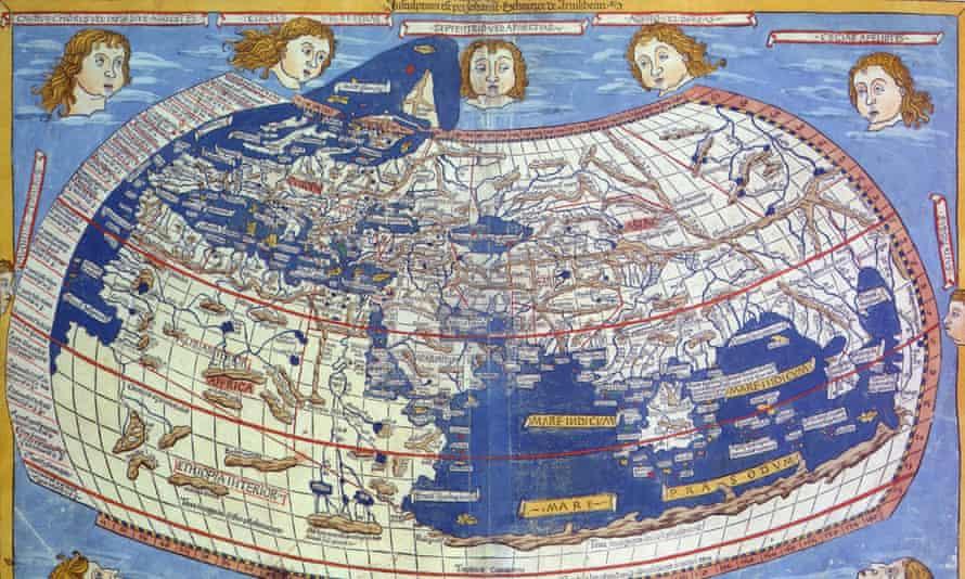 The Universe, circa 1482. Part of Nicolaus Germanus' Cosmographia.