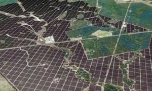 Bulli Creek solar farm