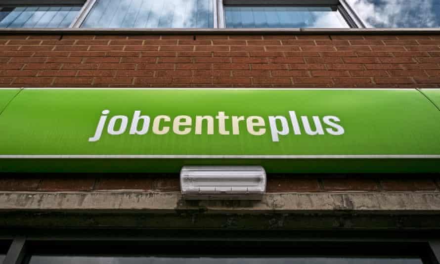 Jobcentre universal credit