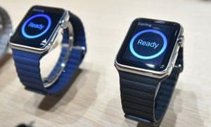 Apple Watch wearable health