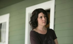 Melanie Lynskey as Michelle Pierson in HBO's Togetherness.