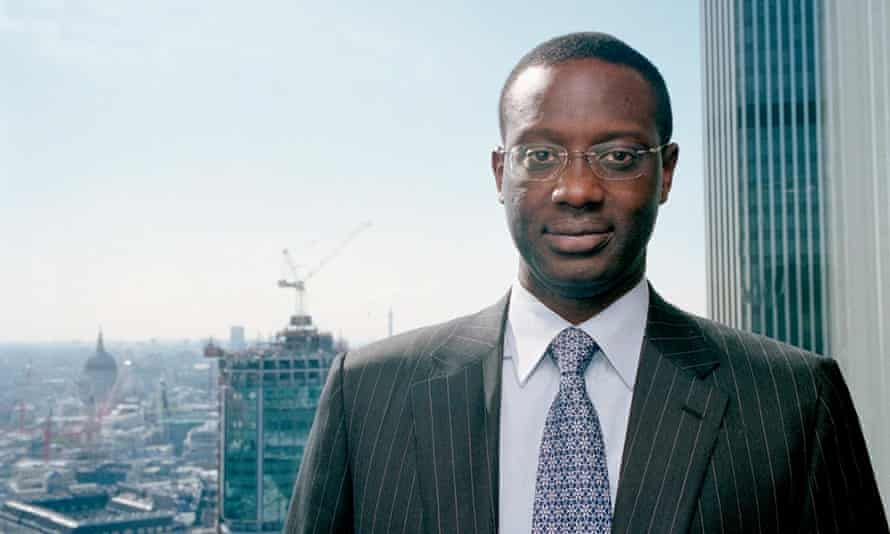 Tidjane Thiam will now take over at Credit Suisse.