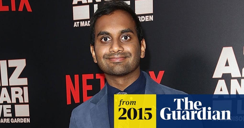 Aziz ansari moderne Romantik online dating