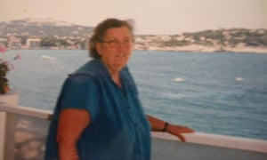 Mothers Day Noreen Audrey Wiltshire, mother of Chrys Short