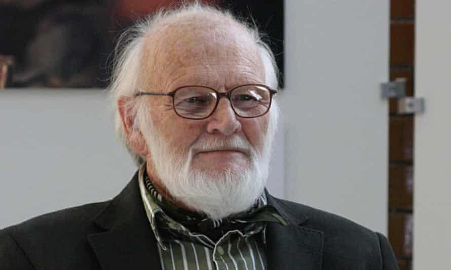 Roy Palmer in 2010.