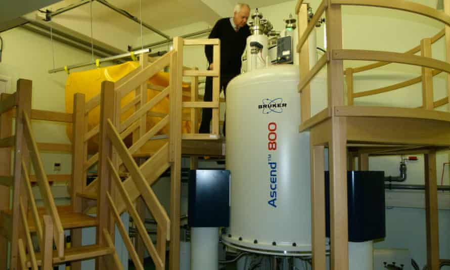 The University of Nottingham's helium recycling hub