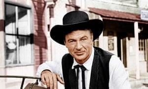 Dead before sundown … Gary Cooper in High Noon.