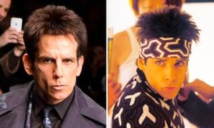 Derek Zoolander - Now and Then