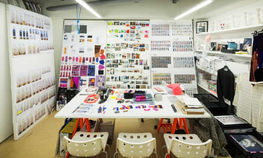 Roksanda Ilincic's studio