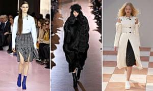 Christian Dior, Stella McCartney and Céline