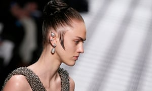 Balenciaga at Paris fashion week, AW15