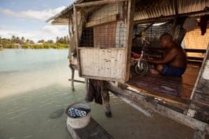 new_15. Pacific island facing sea levels rising