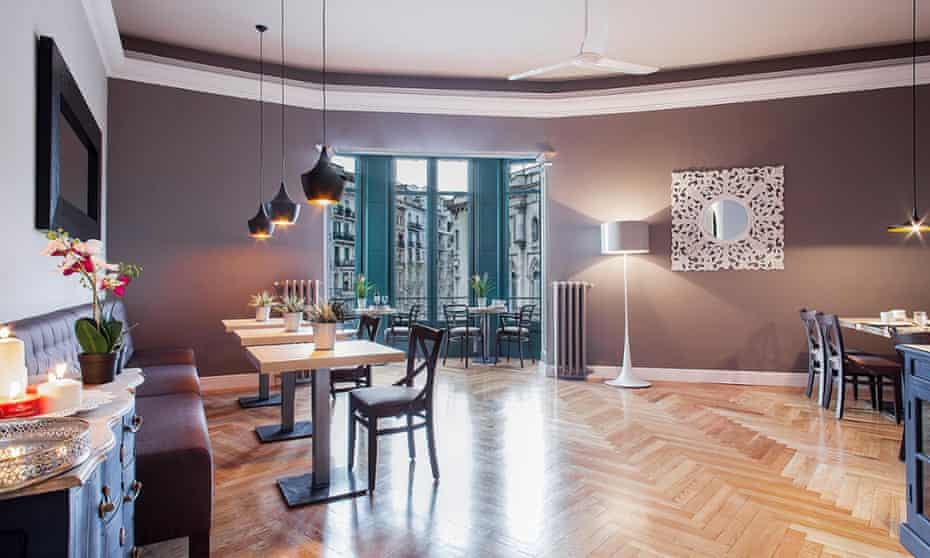 The legant Look Barcelona Bruc Guest House.
