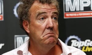 Top Gear's Jeremy Clarkson has been suspended by the BBC 'following a fracas' with a producer