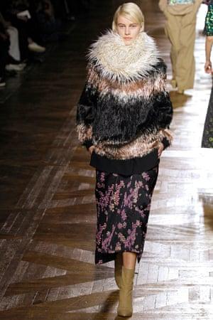 Dries Van Noten, Paris fashion week, AW15