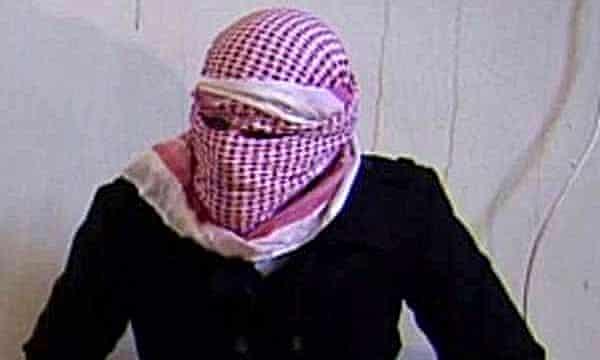 ISIS defector called Saleh who witnessed executions by Jihadi John.