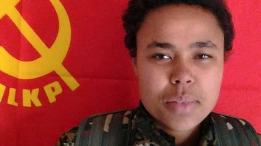 Ivana Hoffman, who died on 7 March 2015. 'Hoffman was a communist, fighting to 'defend the revolution', she said.'