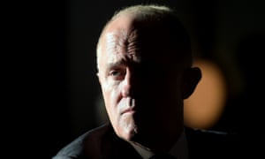 Malcolm Turnbull: you can never be too secure