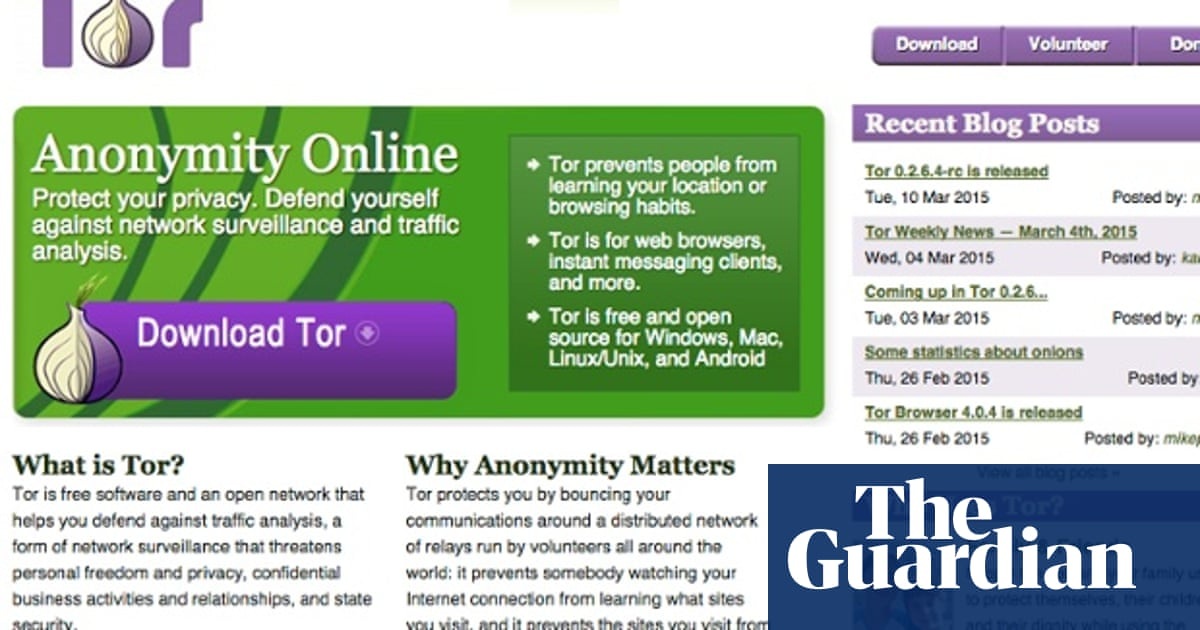 Tor 'should not be banned in Britain' | Technology | The