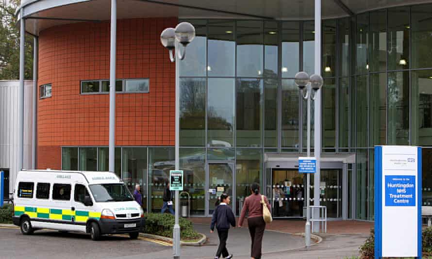 Hinchingbrooke hospital in London