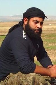 FSA commander Abu al-Farouq