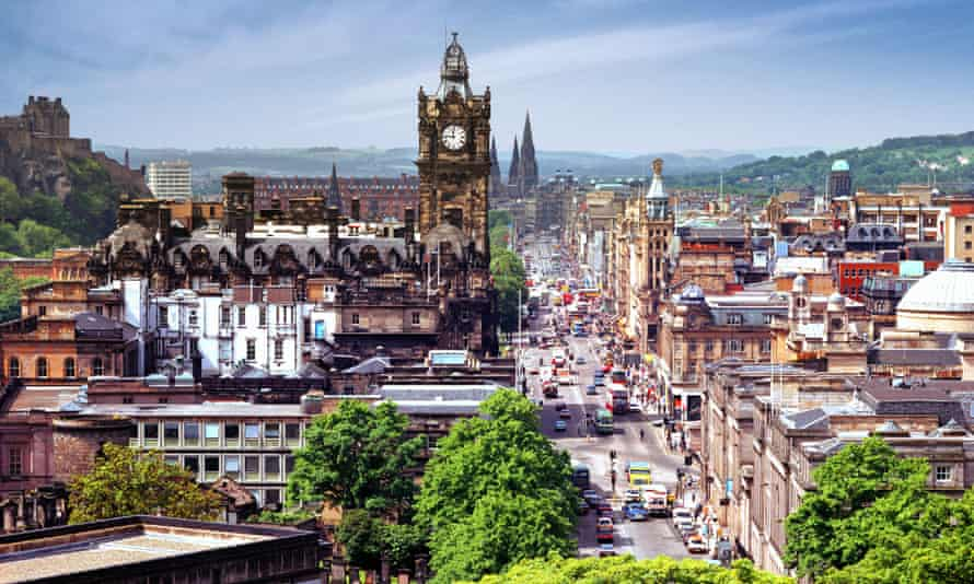 Edinburgh council plans to introduce 20mph speed limits on nearly all its streets, with only a few remaining at 30mph or above.