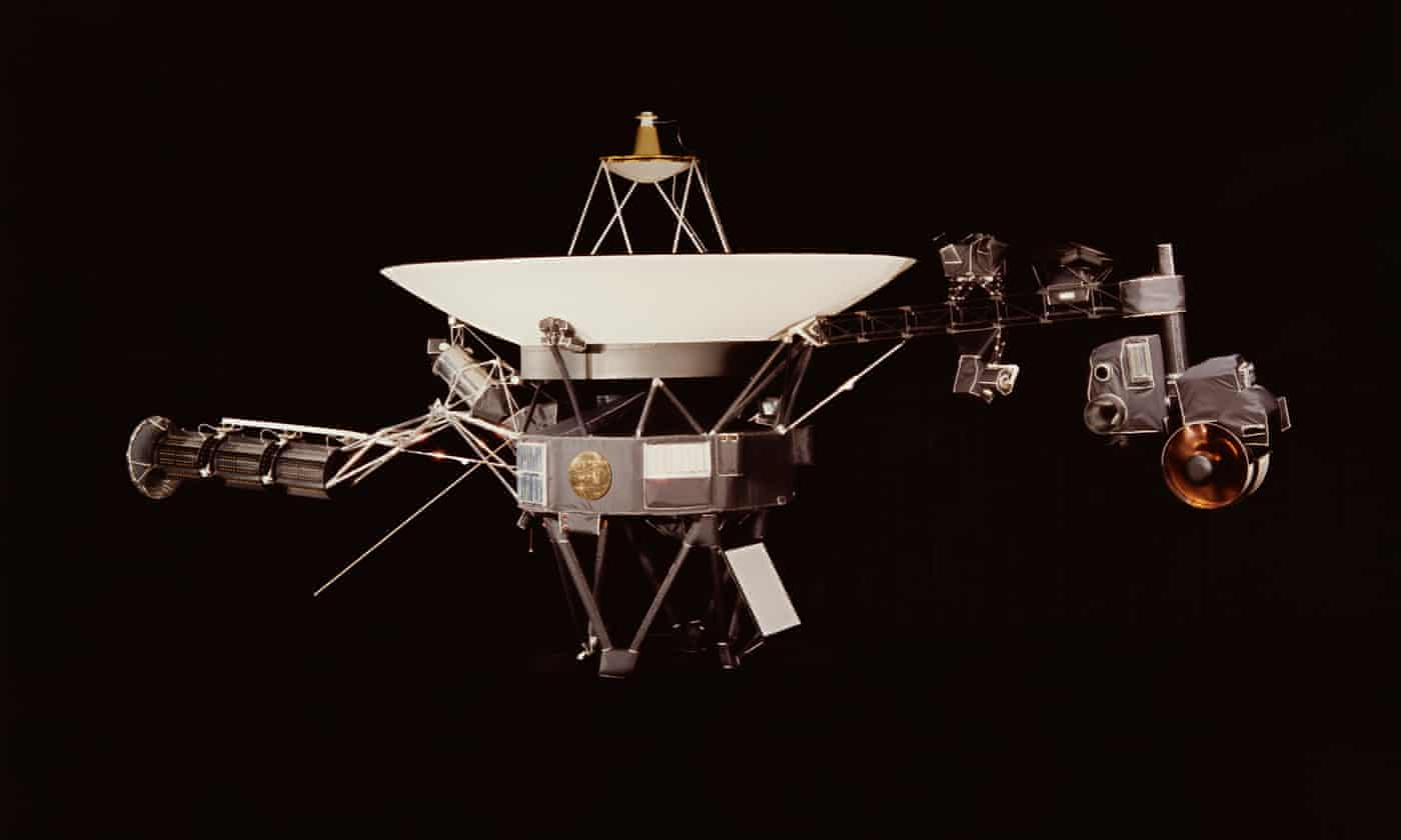 40 years and counting: the team behind Voyager's space odyssey