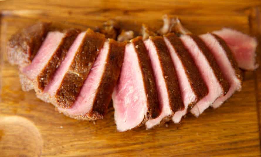 Taste test: 199-day-old steak