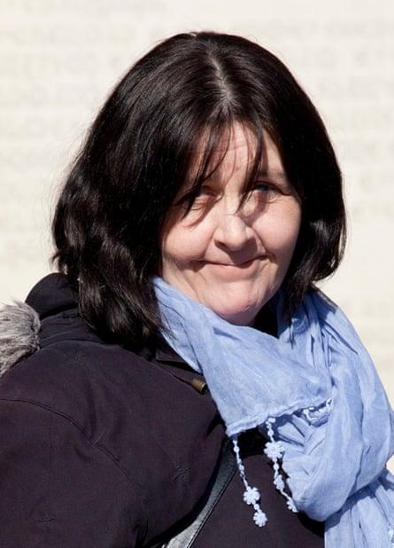 Kathleen Wyatt, ex-wife of Dale Vince
