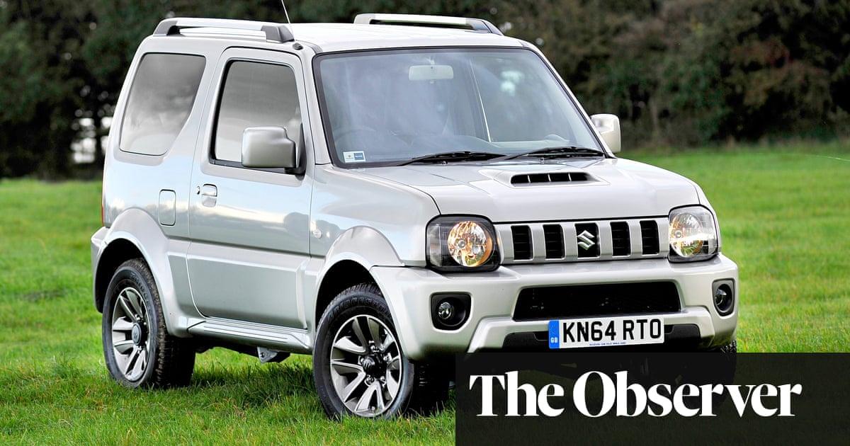 Suzuki Jimny: car review | Technology | The Guardian