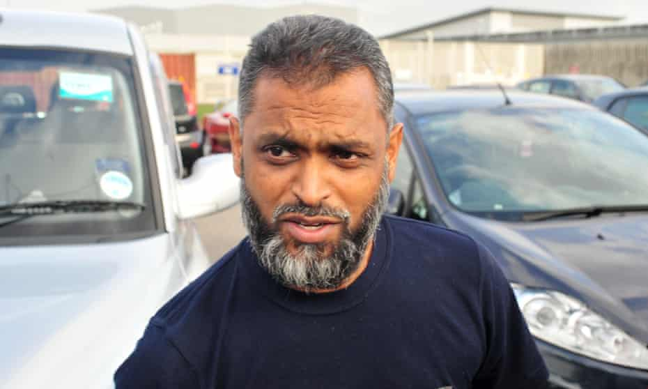 Moazzam Begg of Cage