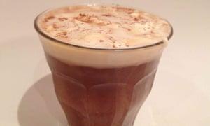 Dead Rabbit's Irish coffee.