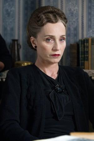 Kristin Scott Thomas as Madame Angellier.