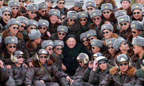 True or false: the 'kooky' North Korea stories they couldn't