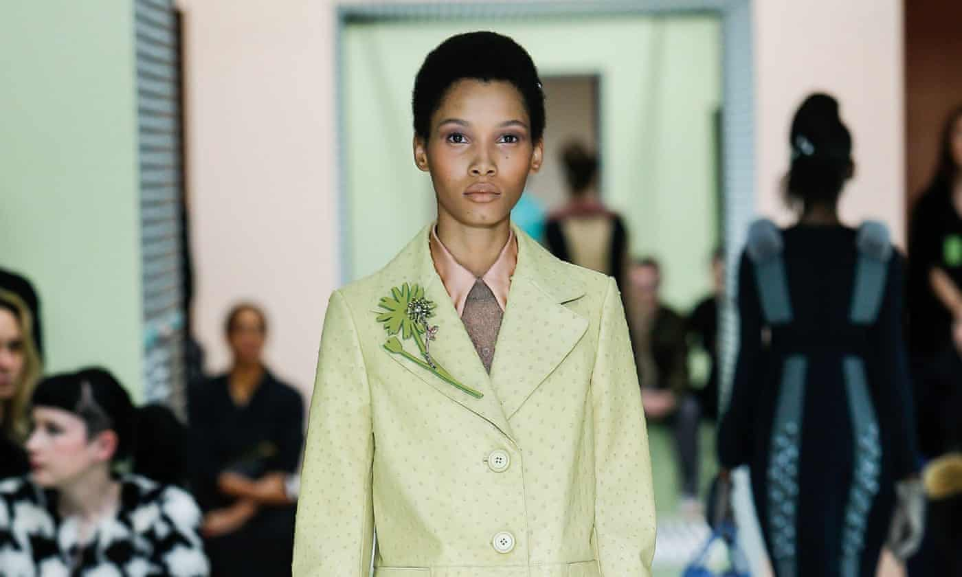 How the afro returned to the catwalk – and why it matters