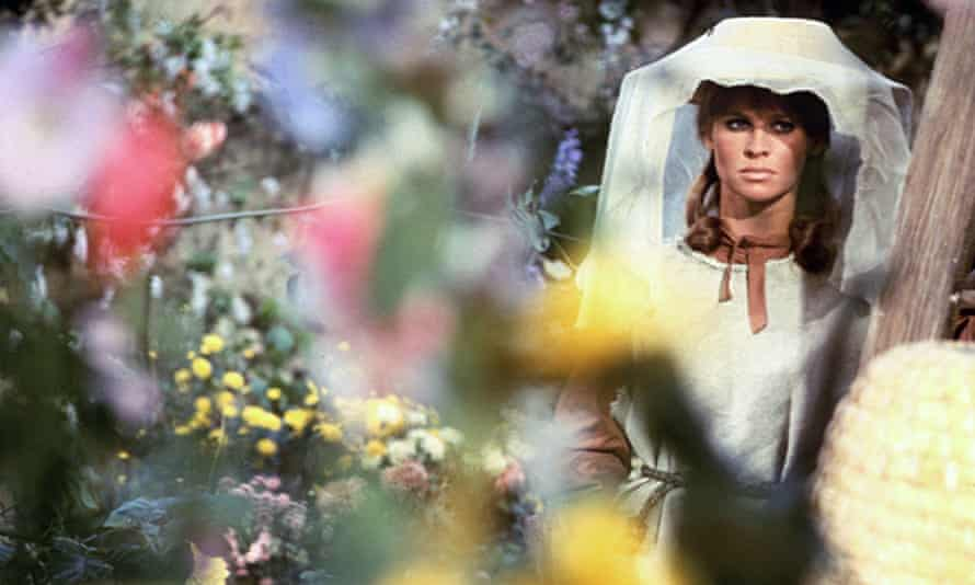 Insouciant vulnerability … Julie Christie stars in Far From the Madding Crowd