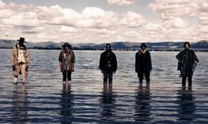 Fantasma band photo