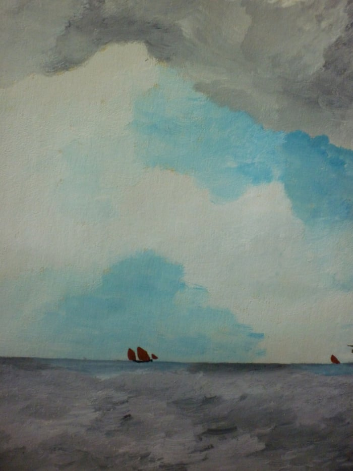 Life On The Wave How Fisherman Turned Artist John Craske Was Saved By Sea