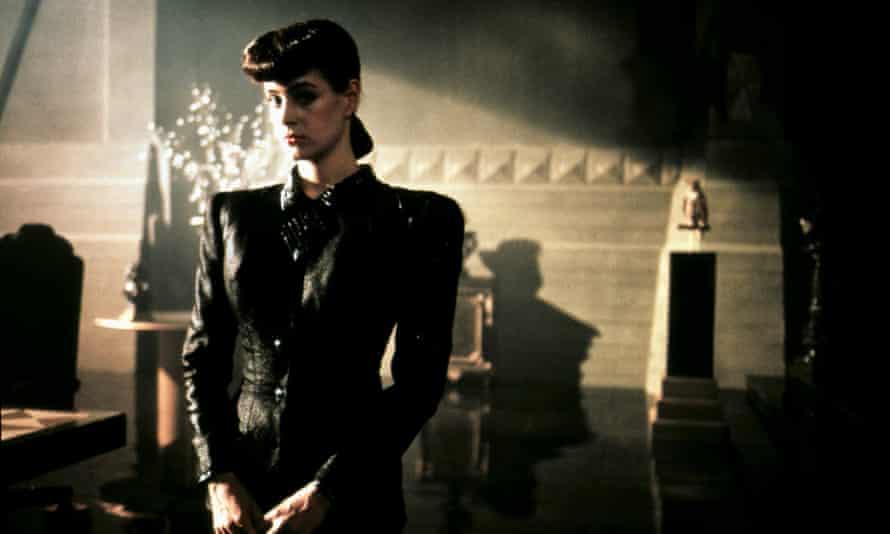 Sean Young as Rachael in Blade Runner. Photograph: Allstar/Warner Bros/Sportsphoto Ltd.