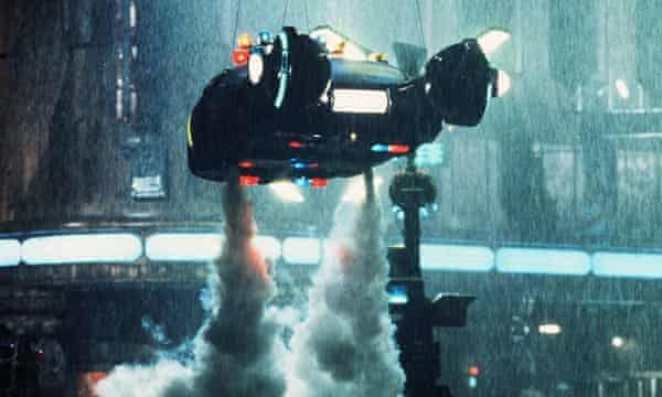 Blade Runner. Photograph: The Kobal Collection
