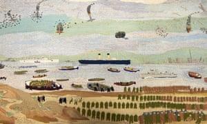 John Craske's Dunkirk at the NUA gallery, Norwich