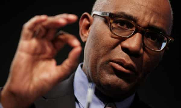 Trevor Phillips said he wanted to discuss the consequences of the equality movement.