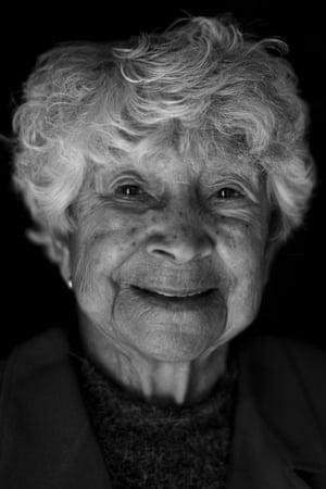 Aunty Joyce Williams, born 1926