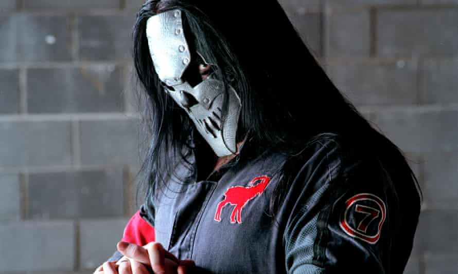 Mick Thomson of band Slipknot