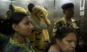 Greenpeace campaigner Priya Pillai (left) was stopped by Indian officials from travelling to the UK to talk to MPs about the impact of a coal mine on a village in central India.