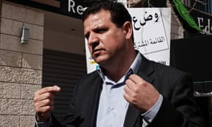 Ayman Odeh's new Joint Arab List could become the third-largest party in Israel's Knesset.