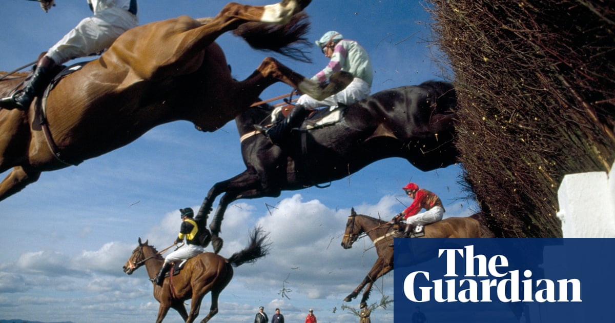 Memory Lane: Cheltenham Festival down the years – in pictures ...