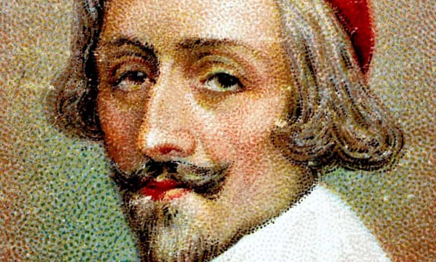 """Cardinal Richelieu founded the Académie Française, which is tasked with """"defining … elaborating … and fixing the use of French""""."""