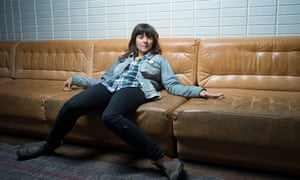 Courtney Barnett: 'In interviews I feel like a bit of a doofus.'