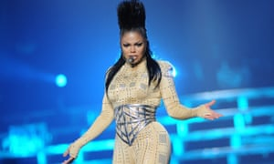 While James Brown may get up an do his thing, Janet Jackson likes to do it her way.